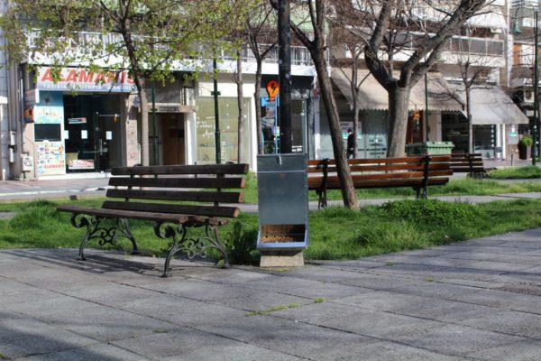 ΦΡΟΝΤΙΔΑ ΓΙΑ ΑΔΕΣΠΟΤΑ ΔΗΜΟΣ ΛΑΡΙΣΑΙΩΝ